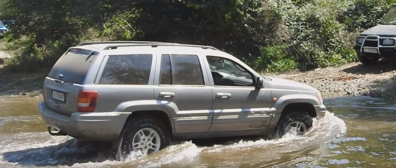 Екоинспекцията в Бургас се самосезира за джиповете в река Велека
