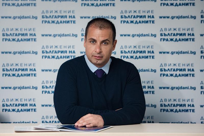 Общинският съветник Живко Табаков с приемен ден в понеделник