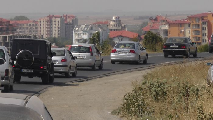 Започва реконструкцията на пътя Поморие-Ахелой