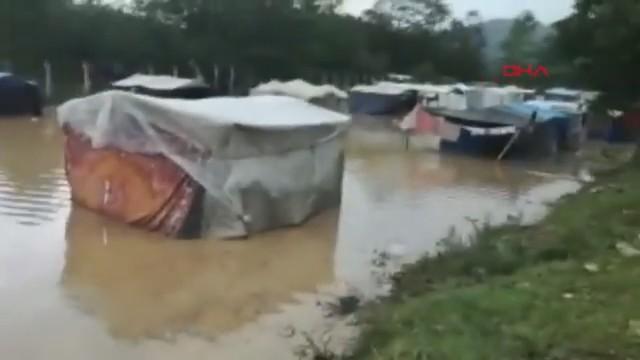 Турция бедства след мощни порои
