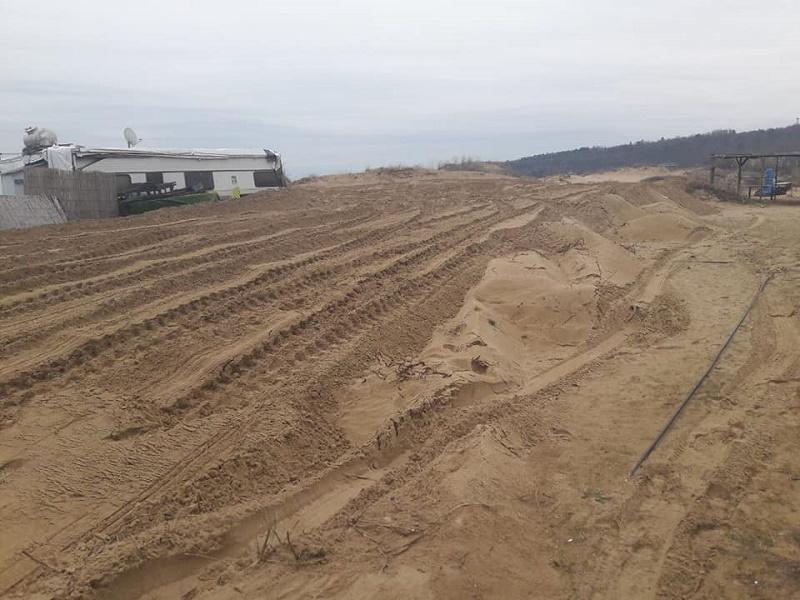 Не е възможно дюните на Смокиня да се възстановят