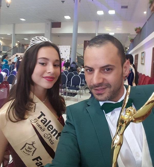 Бургазлийката Димона Мудева събра куп награди от Малка Мис Вселена