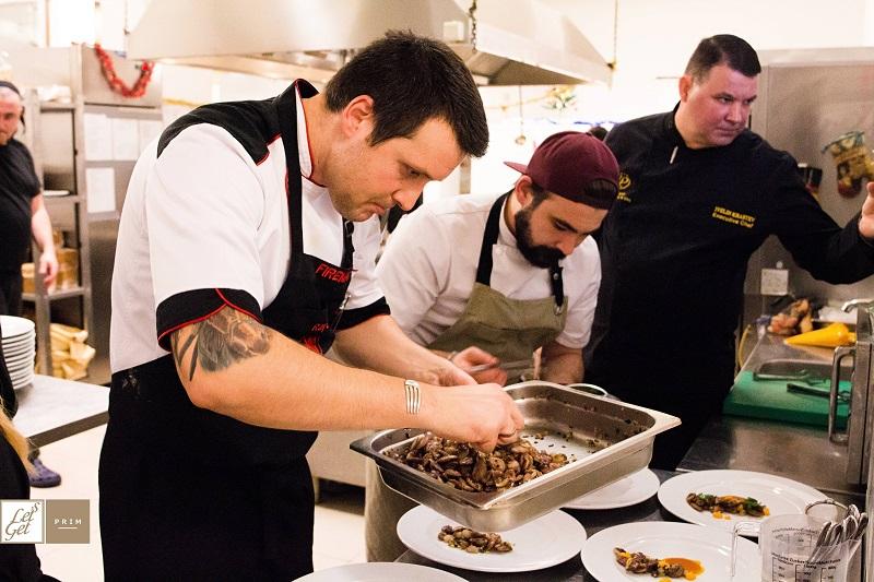 Изкусни MasterChef-ове се вихриха в кухнята на Средиземноморски ресторант Салини в родния си Бургас