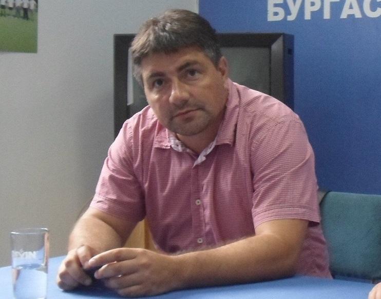 Костадин Марков: В Созопол и Приморско СДС застава зад ГЕРБ