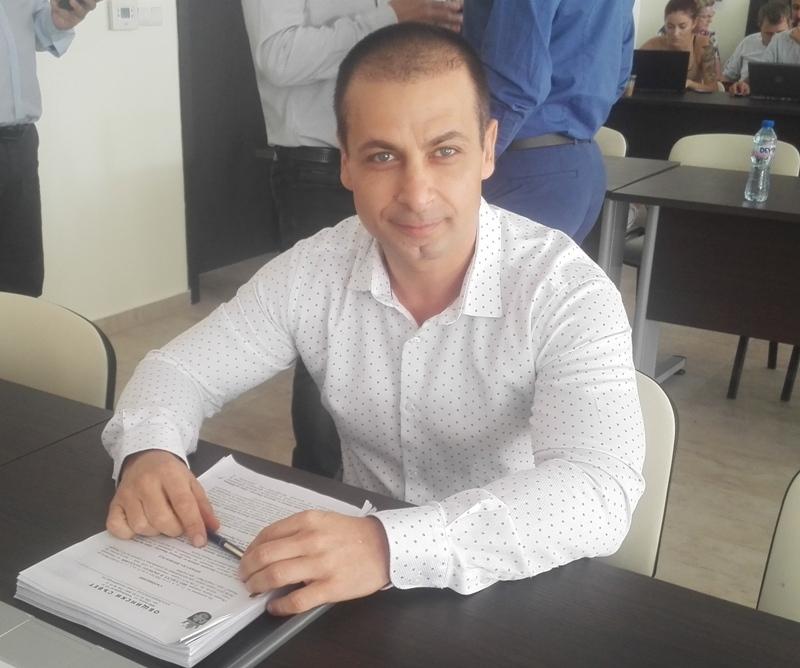 Живко Табаков: Ще продължа да работя за Бургас