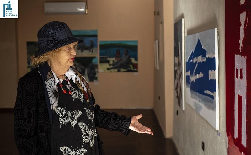 Закриха второто издание на Порт Прим Арт Фест с впечатляваща изложба на девет творци