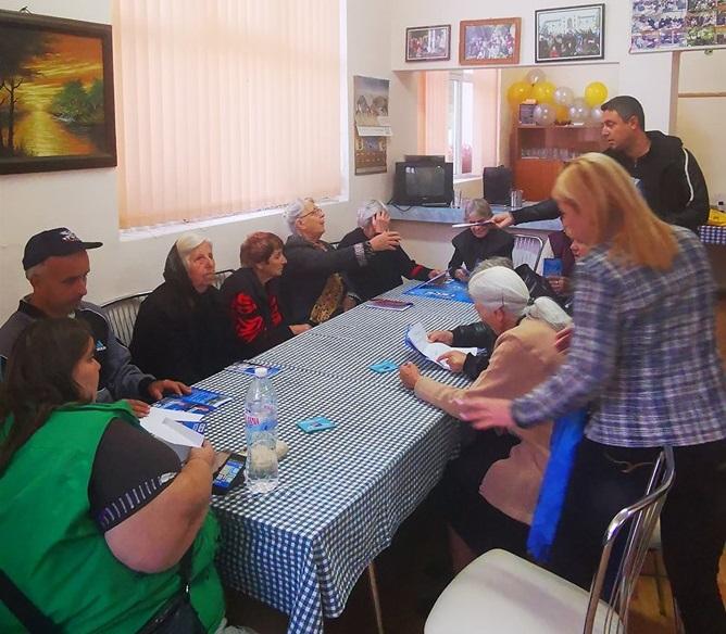Разширяване на социалния патронаж и грижи за самотните хора в селата е акцент в програмата на Георги Лапчев за развитието на община Царево
