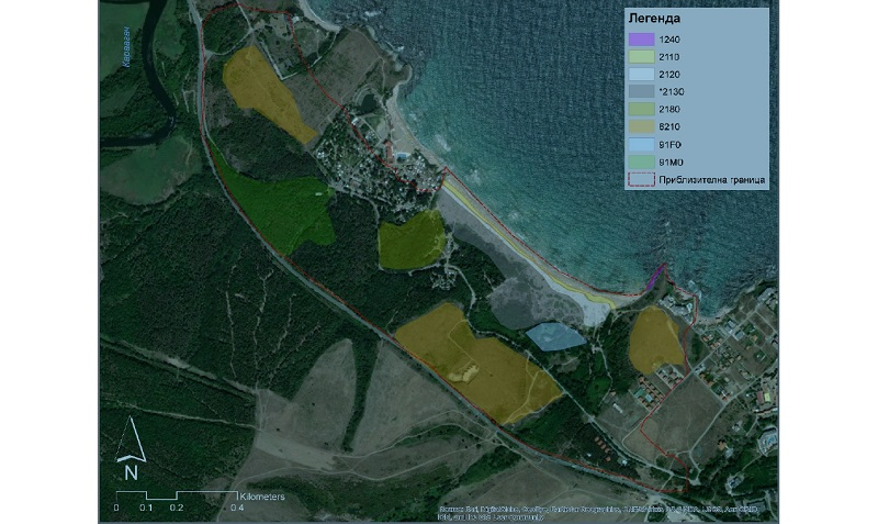 Кабинетът разшири три защитени зони по НАТУРА