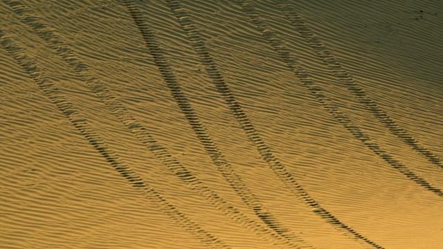 Части от пустинята Сахара отново побеляха от сняг