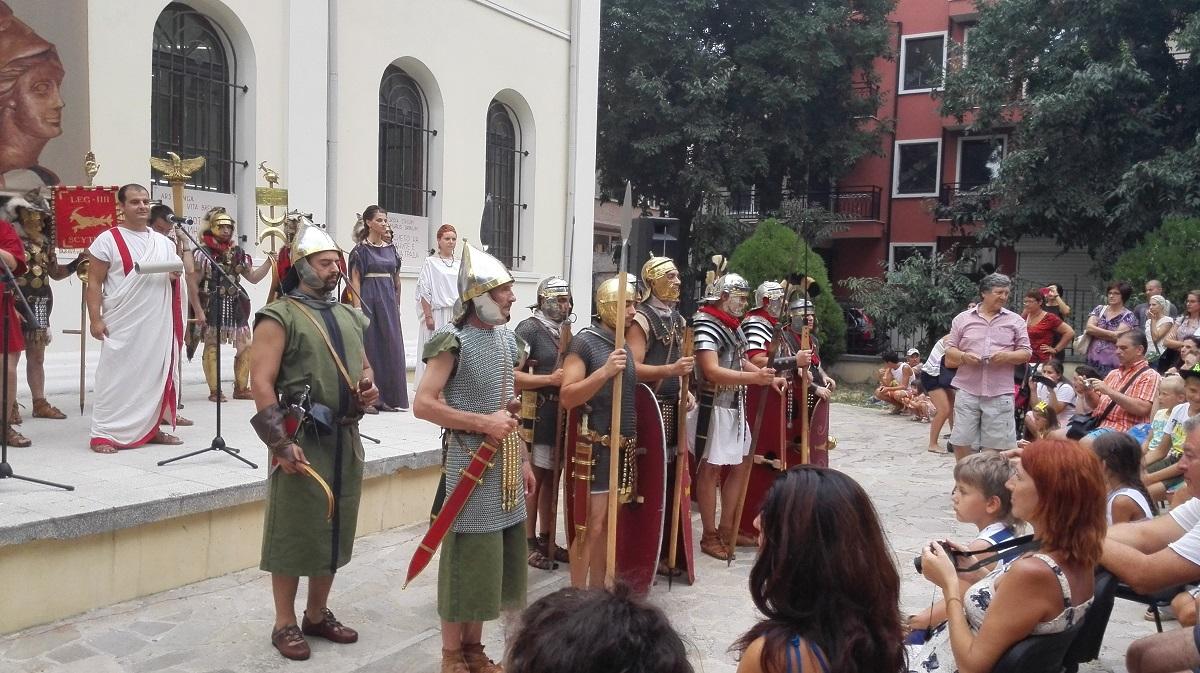 Римляните се върнаха в Поморие