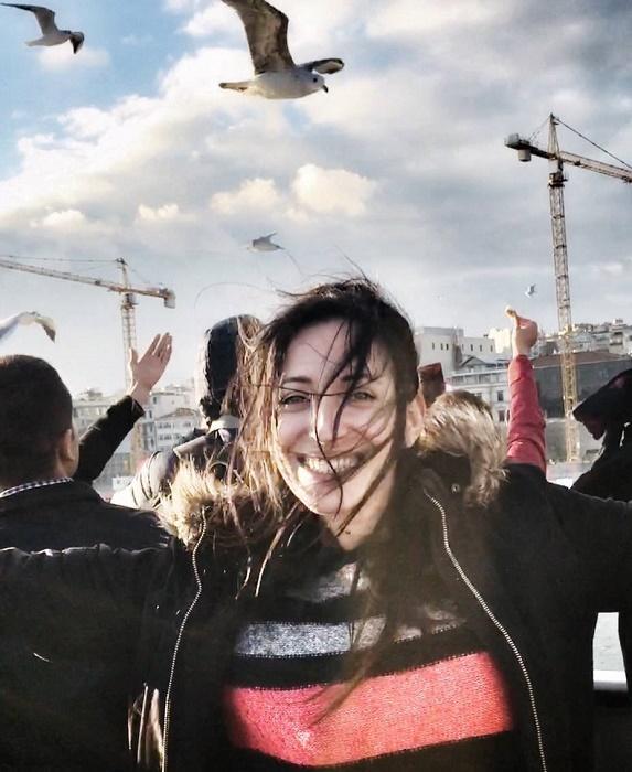 Годината на Дияна Бедросян, момичето с най-чаровна усмивка в Бургас