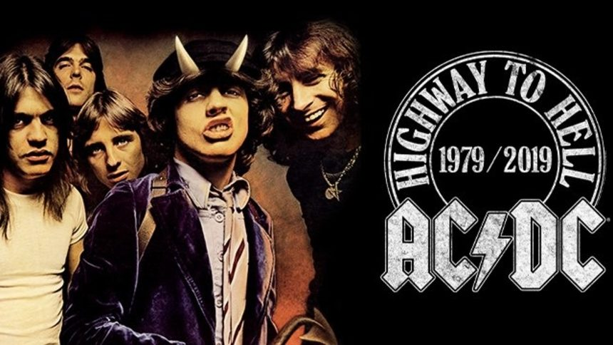 40 години от Highway to Hell на AC/DC