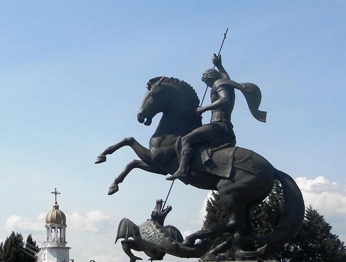 В Деня на Поморие откриват скулптура на Свети Георги
