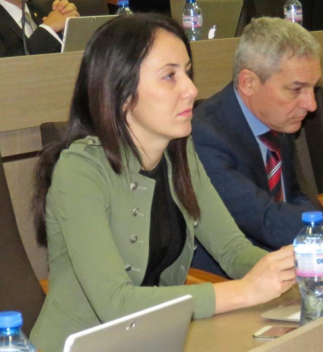Общинският съветник Калояна Живкова с приемен ден