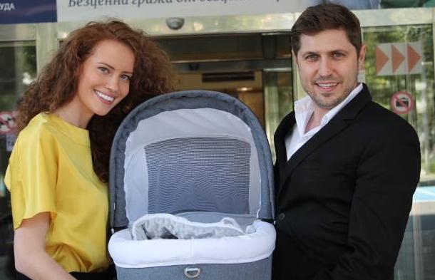 Гери Малкоданска стана майка