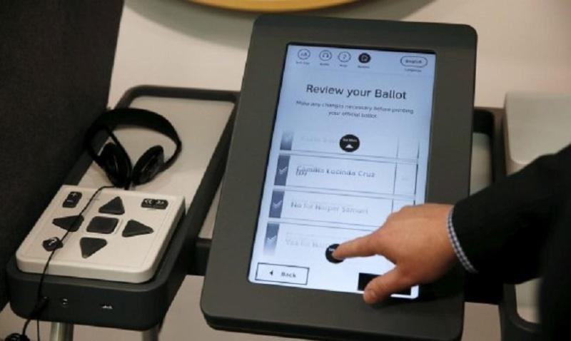 Гласуваме с машини на следващите парламентарни избори