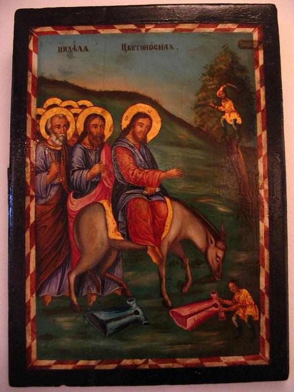 Показват редки икони за Великден в Бургас