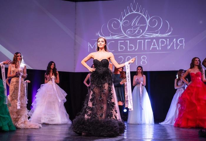 Най-красивата българка за 2018 ексклузивно пред Gramofona.com