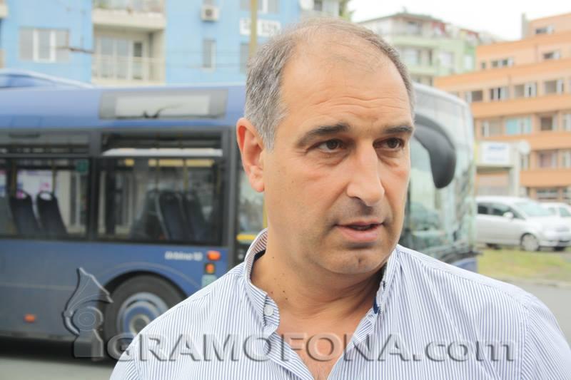 Инж. Петко Драгнев: Лятното разписание на автобуса за Сарафово не е изгодно извън сезона