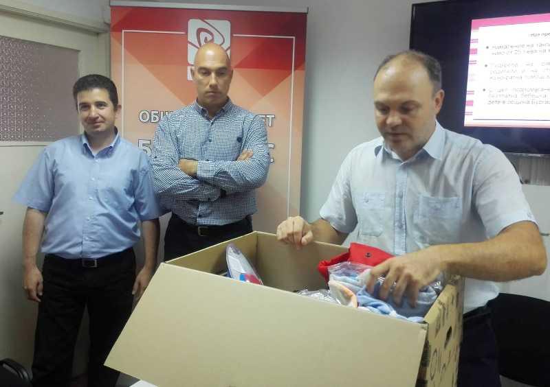 БСП-Бургас предлага: Всяко новородено в града да получава безплатна бебешка кутия за 500 лева