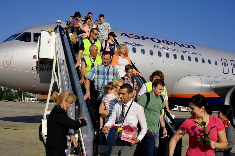 Аерофлот откри целогодишна линия Москва-Бургас