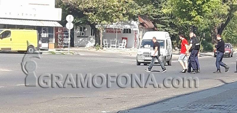Стар познайник на полицията с мини нарколаборатория в Братя Миладинови