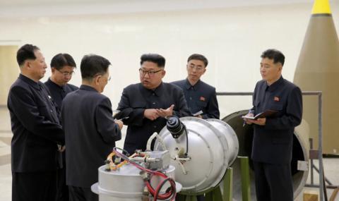 Шести ядрен опит в Северна Корея