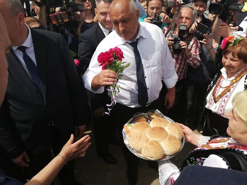Премиерски юбилей, Бойко Борисов става на 60