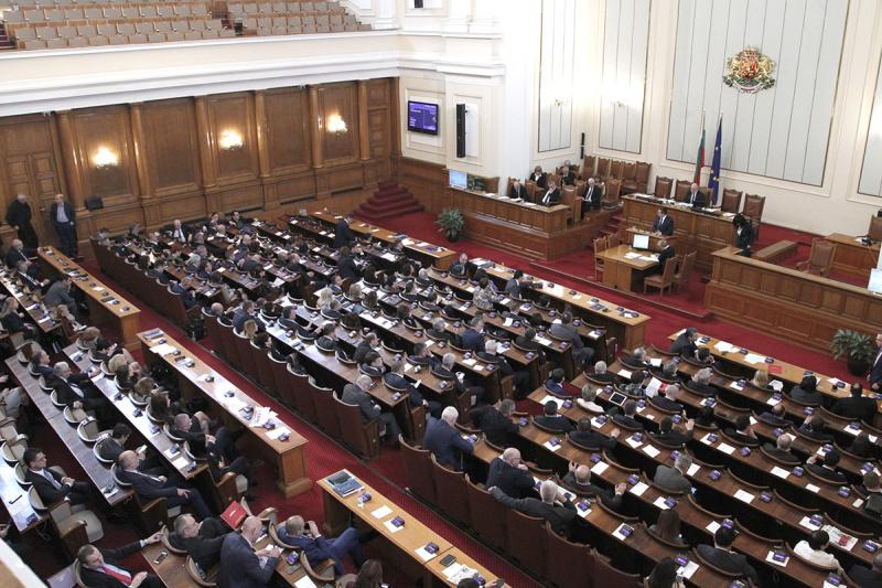 Парламентът прие промените във Валутния закон, с които влизаме в чакалнята на еврозоната