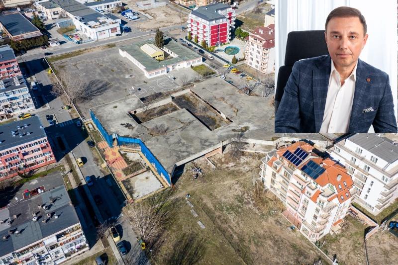 Разрешиха на Община Несебър да закупи имот за нова гимназия по туризъм
