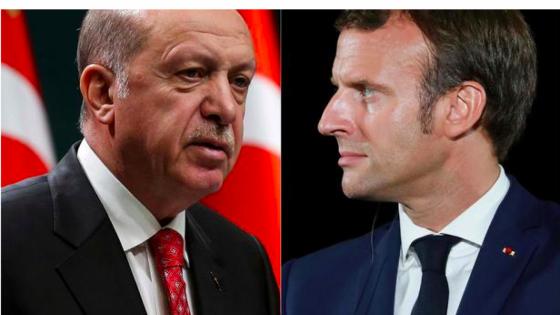 След като Ердоган обиди Макрон, Франция отзова посланика си в Анкара
