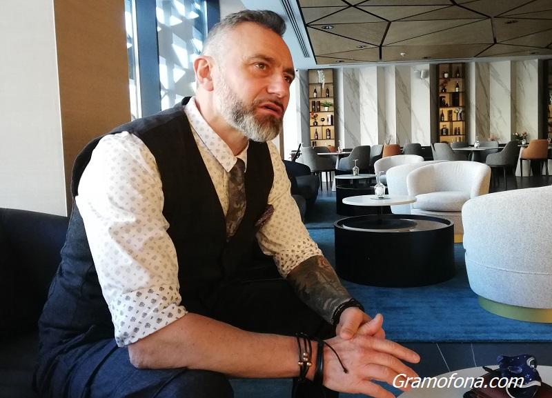 Калин Вельов с над 150 срещи очи в очи, за да разбере от първо лице проблемите на културата и изкуството