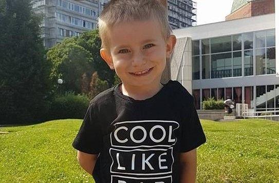 Помогнете на 3-годишния Никола да ходи и бяга като всяко дете