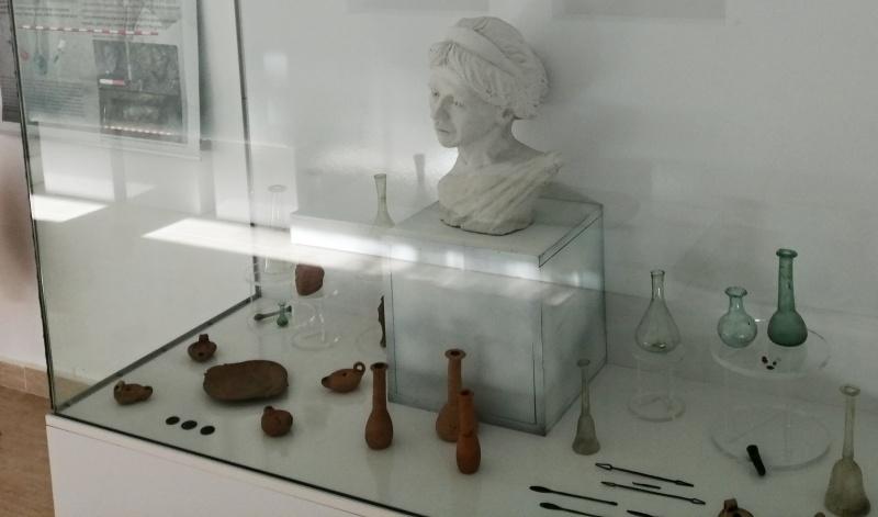 Артефакти от некропола на Деултум гостуват в Черноморец