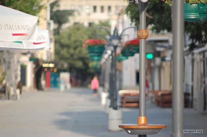 """След ремонта """"Богориди"""" стана Smart улица"""