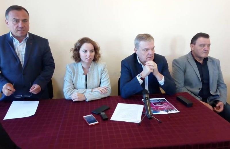 Румен Петков в Бургас: Асансьорът на Цветанов ще свали кандидатите на ГЕРБ за евровота наполовина