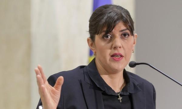 Лаура Кьовеши е новият главен прокурор на Евросъюза