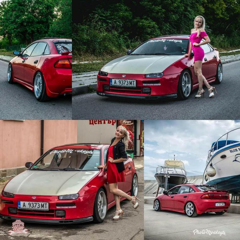 Бургазлийката Татяна тунингова сама колата си, бори се да е Miss Tuning 2018