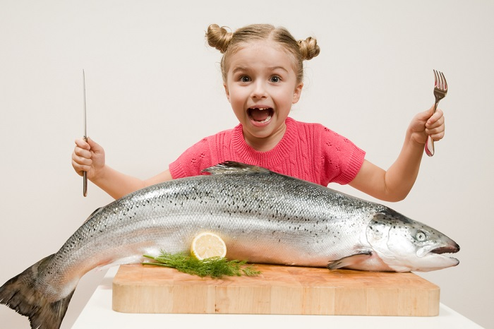 Активни потребители за рибата, която слагаме на трапезата