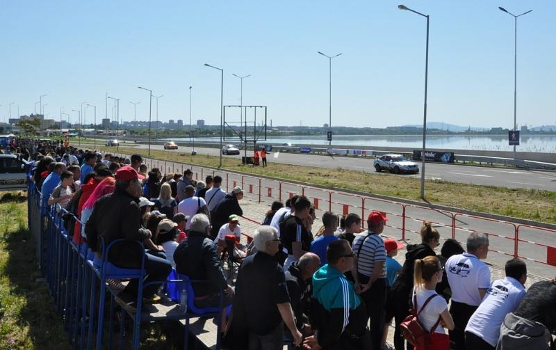 Най-добрите български автомобилисти се състезават този уикенд в Бургас