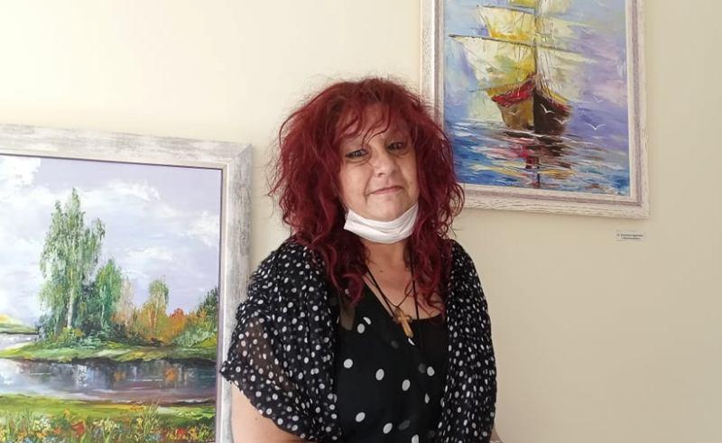 Бистра - жената, която допринася за душевния комфорт на онкоболни в Бургас