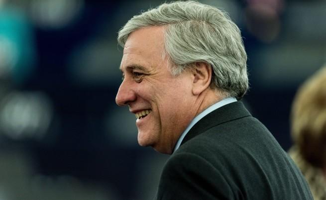 Италианецът Антонио Таяни е новият председател на ЕП
