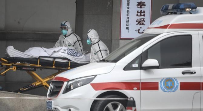 Извънредна среща заради вируса в Китай