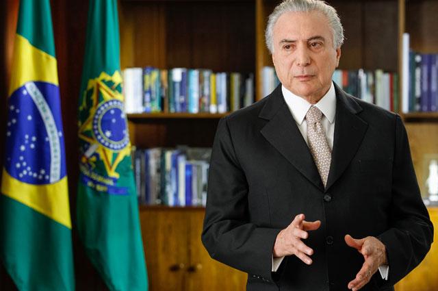 Експрезидент на Бразилия е ръководил престъпна организация