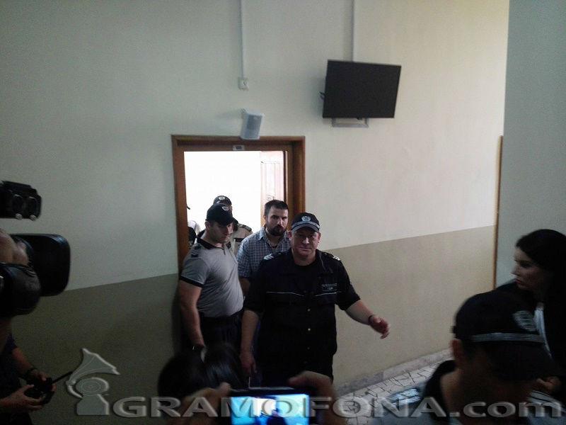 Пуснаха Горан Горанов на свобода