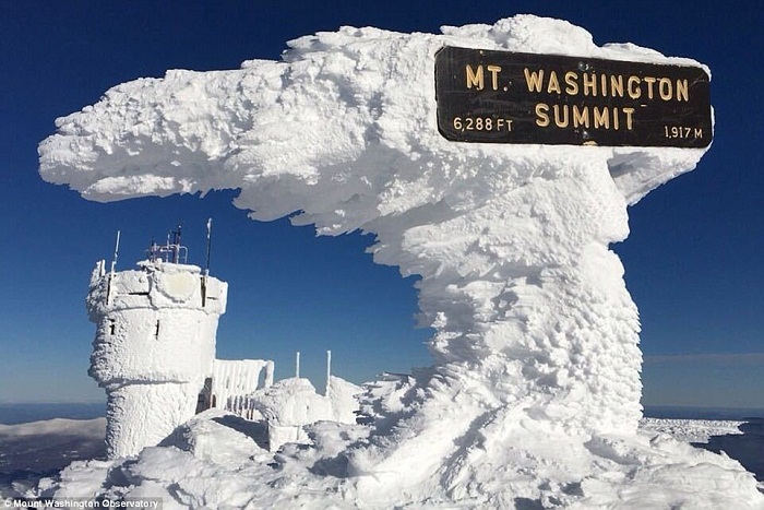 Леден рекорд: - 67 градуса в САЩ
