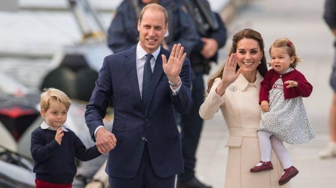 Англия има нов принц