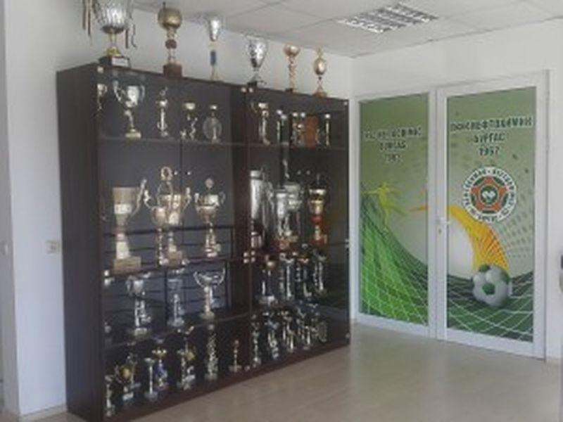 Спортните отличия на Нефтохимик в изложба