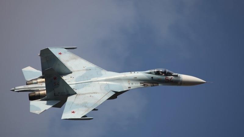 Руски изтребител изчезна над Черно море