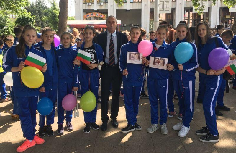 След 46 години Спортното училище в Бургас трябва да има своя модерна база